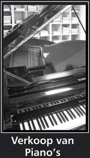 Verkoop van Piano's